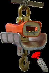 Крановые весы OCS-10t-XZH