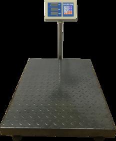 Платформенные весы ВПД608Д