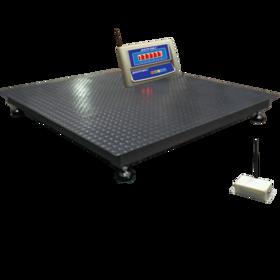 Платформенные весы ВПД1215Р