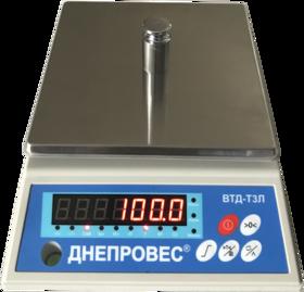 Фасовочные весы ВТД-1-Т3Л