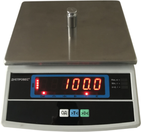 Фасовочные весы ВТД-Т3