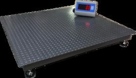 Платформенные весы ВПД1010