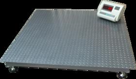 Платформенные весы ВПД1212Л