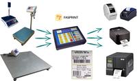 Платформенные весы ВПД608Е-Т с принтером