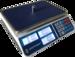 Торговые весы ВТД-СЛ1 интернет магазин